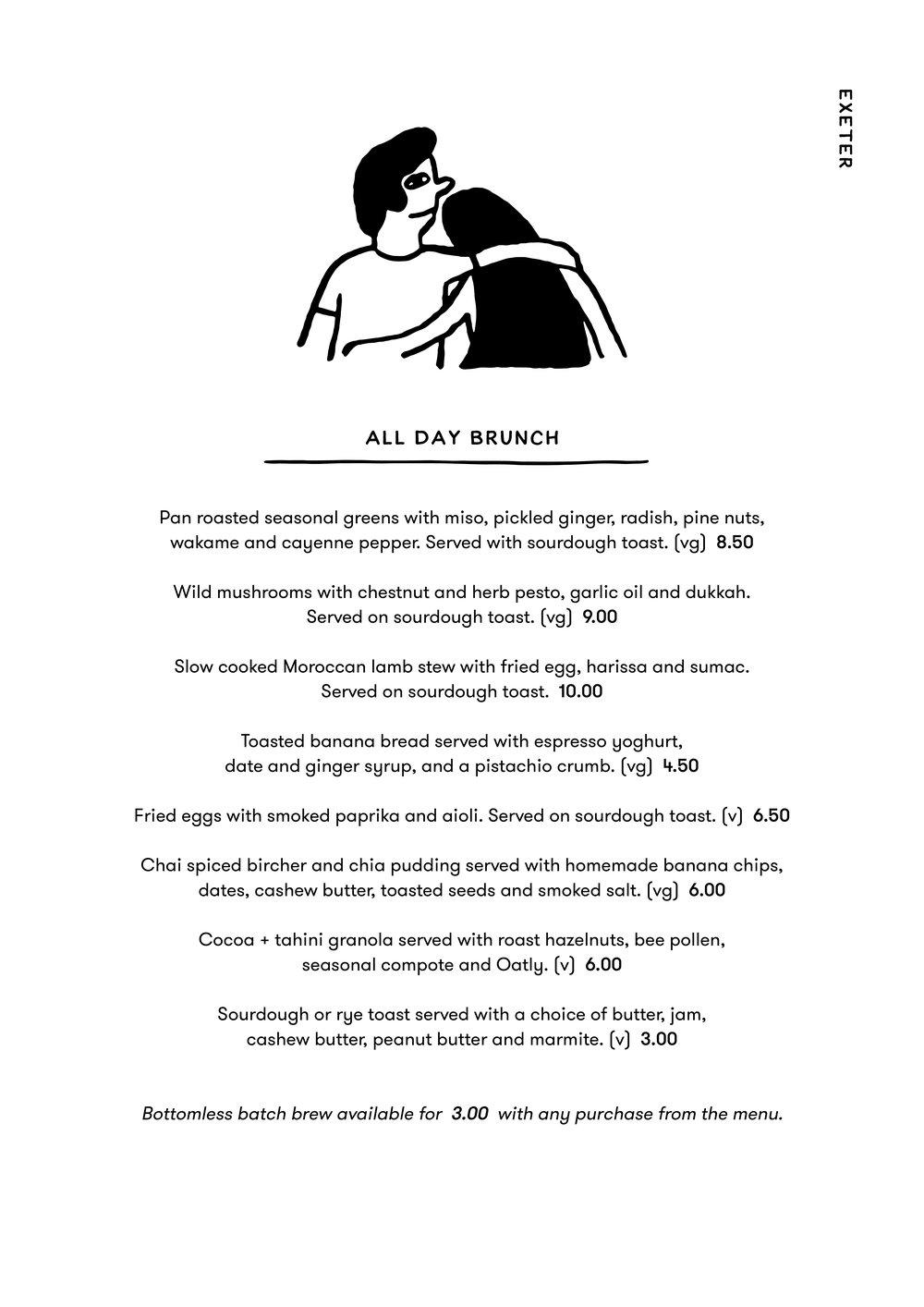Food - Uprising brunch