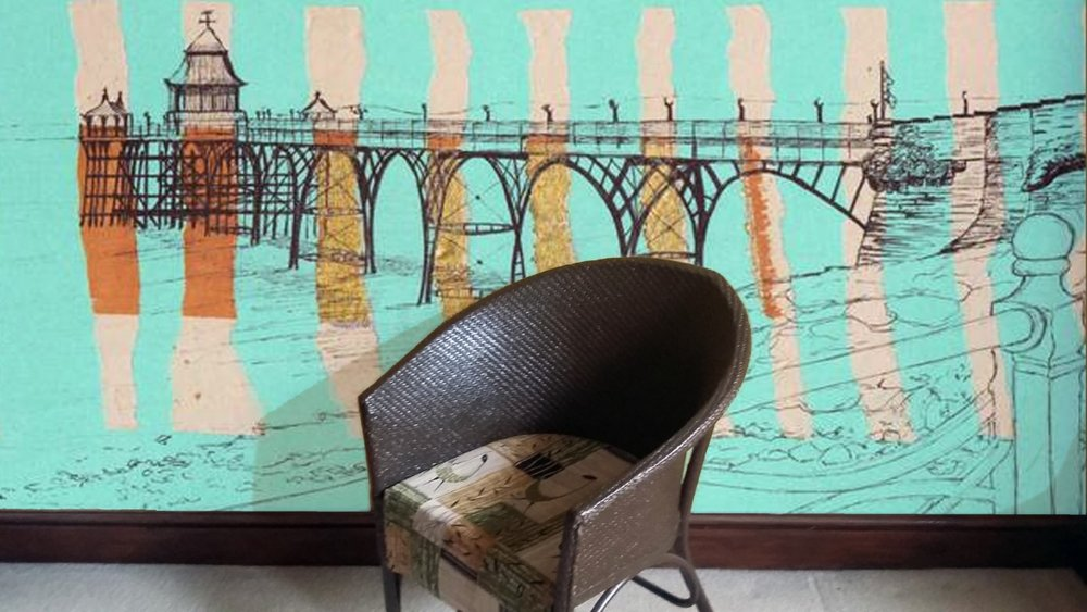 Clevedon Pier on jade wallpaper.jpg