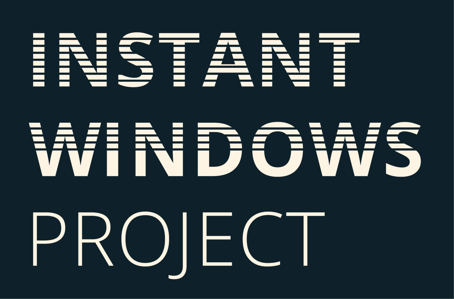 Instant Windows Project