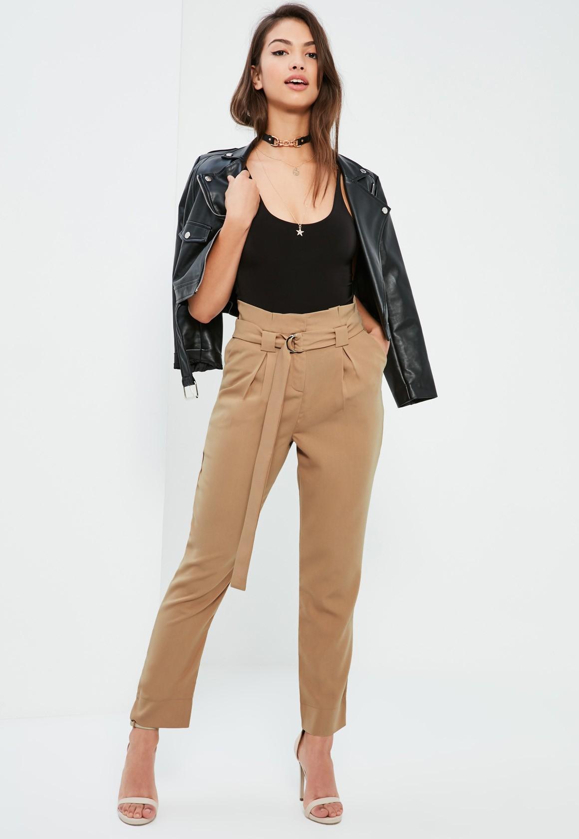 Pantalon-carotte-missguided
