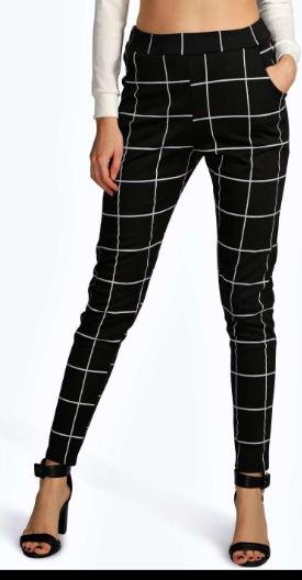 Pantalon-pince-boohoo
