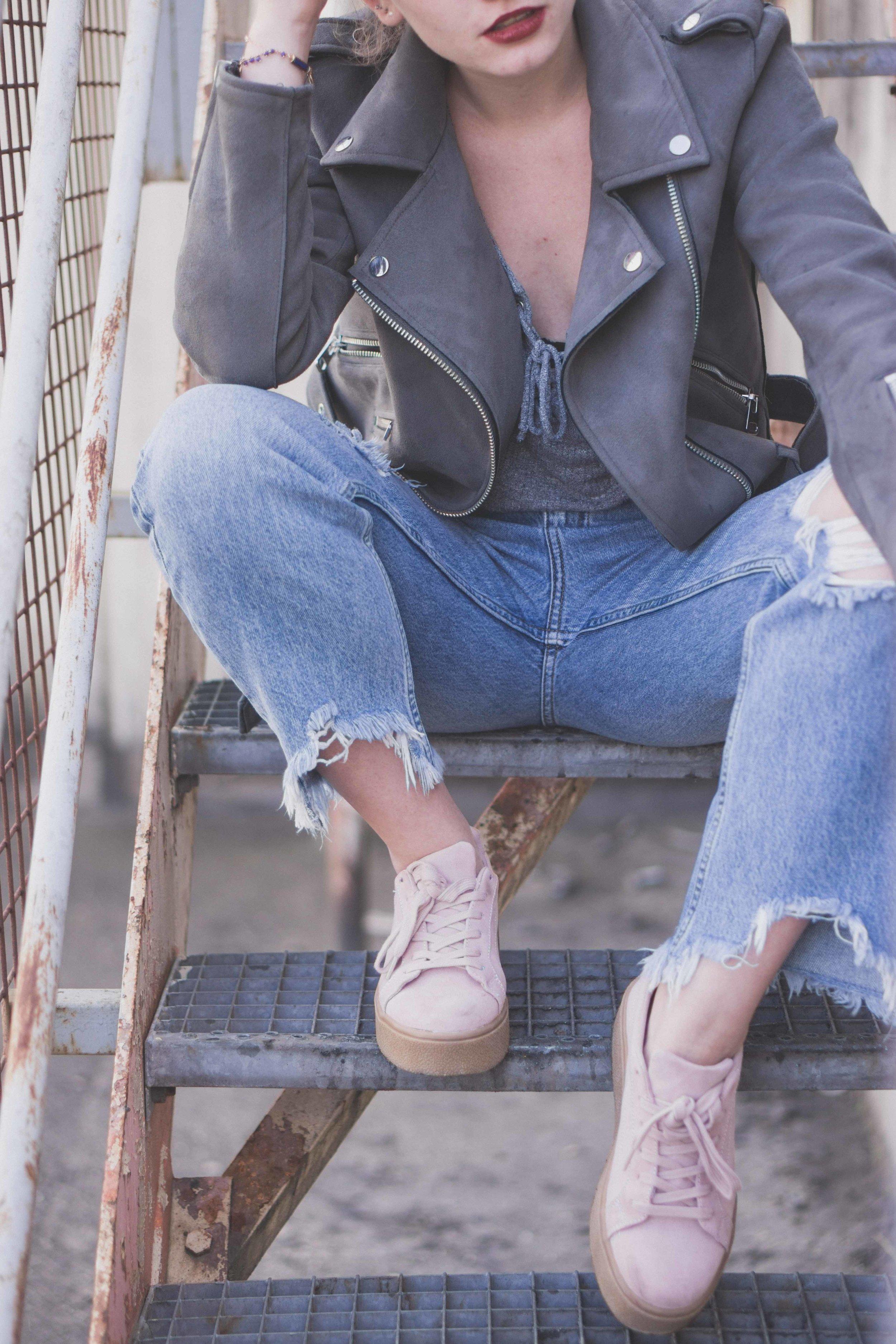 Jean destroy & plateform jean 9