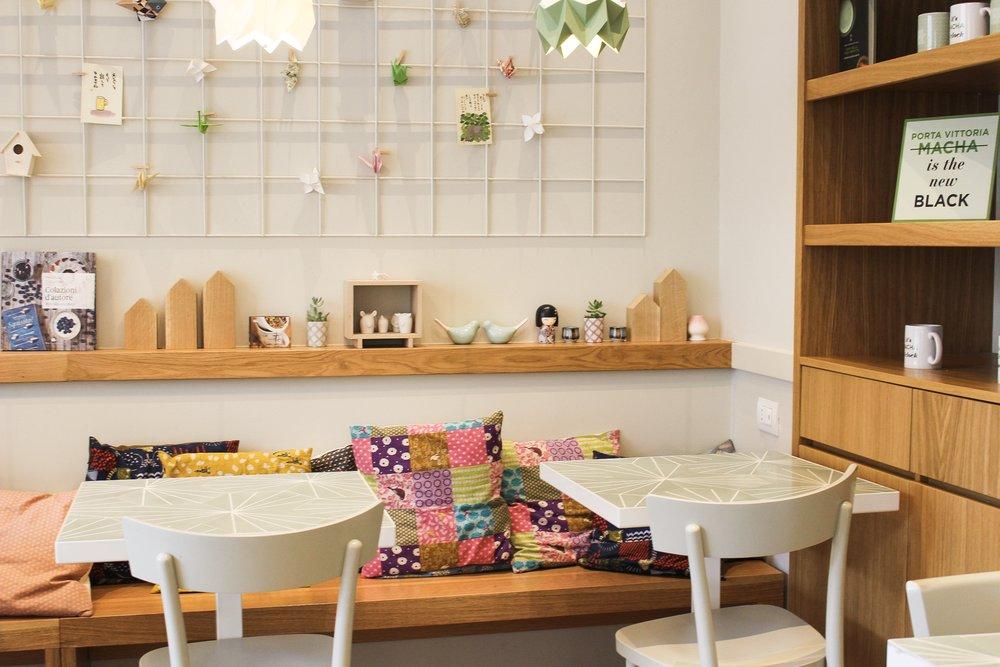 Macha café Milan bonne adresse