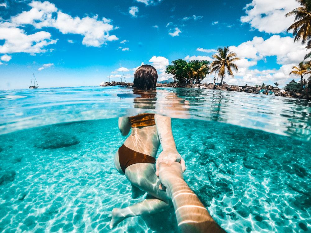 3 ilets Martinique