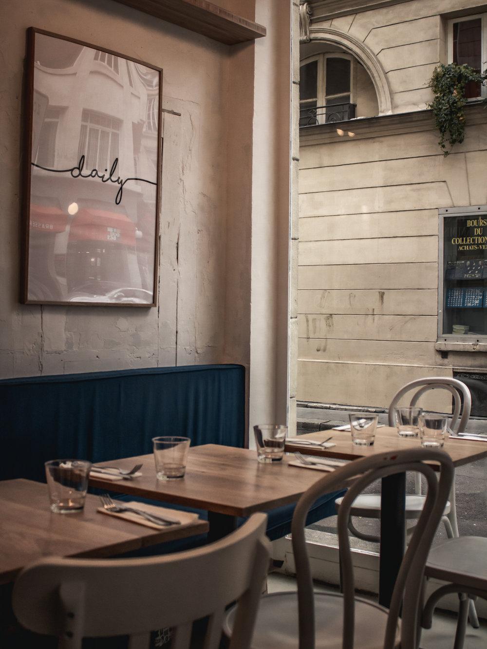 Sunday in Soho Paris