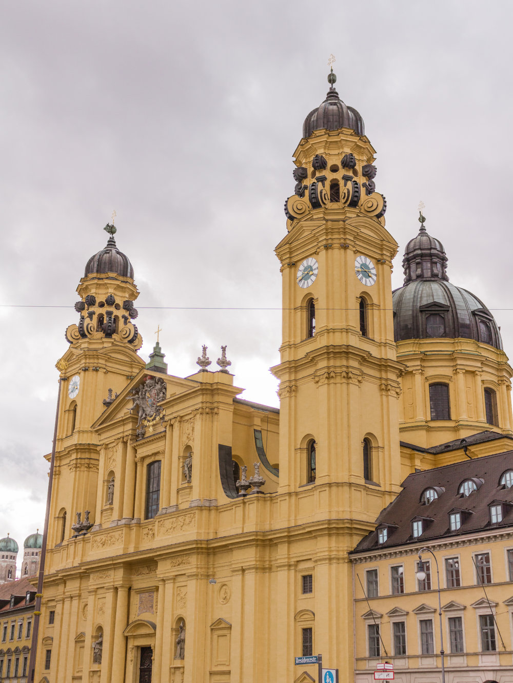 Odeonplatz Munich