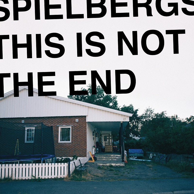 "Spielbergs - This Is Not The End  - TIME003Pre-order the debut album on CD / download and limited transparent yellow 12"" vinyl in our store HERE.Listen to the album's first single 4AM on Spotify."