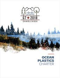 Read the Ocean Plastics Charter Here -