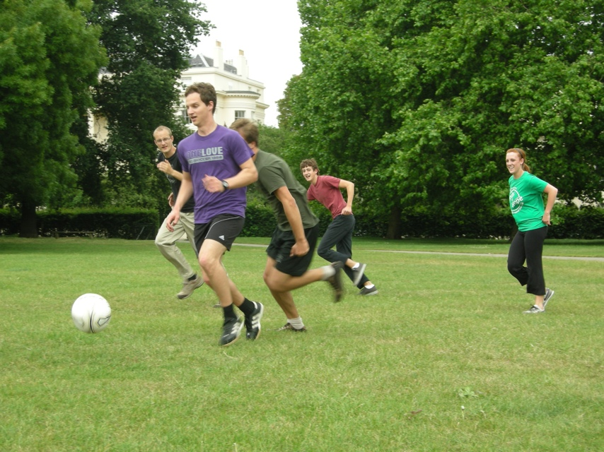 football in Regent's Park by Lisa Caskey.jpg
