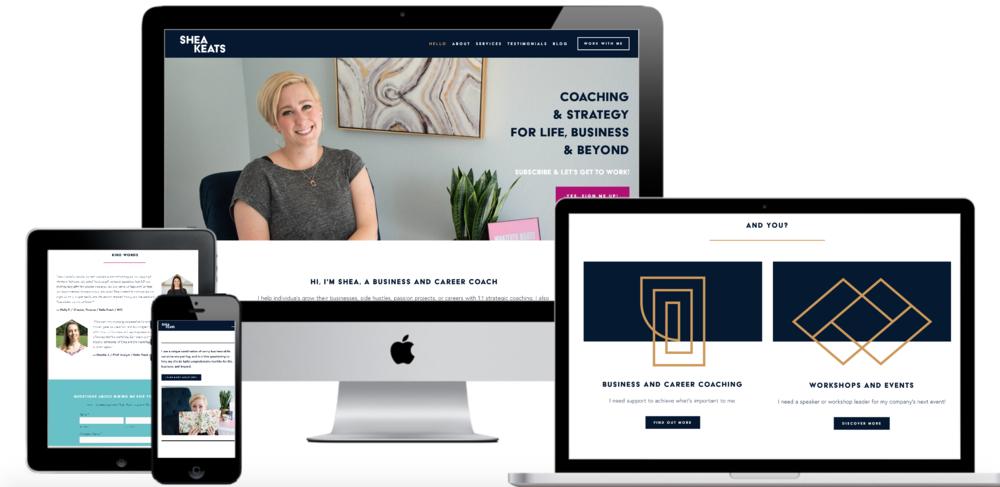 Shea Keats - Personal and Business Coaching