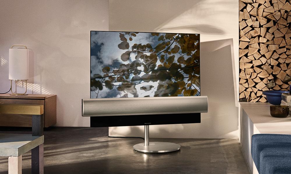 Bang & Olufsen Eclipse - Trade in Angebot - SIE ERHALTEN EINEN NACHLASS VON BIS ZU CHF 2.300.--, WENN SIE IHR ALTES FERNSEHGERÄT GEGEN EINEN BEOVISION ECLIPSE EINTAUSCHENDurch die Kombination der Schönheit von 4K-OLED-Bildern mit dem weltweit besten TV-Audiosystem schafft der neue BeoVision Eclipse ein ganz neues TV-Erlebnis.