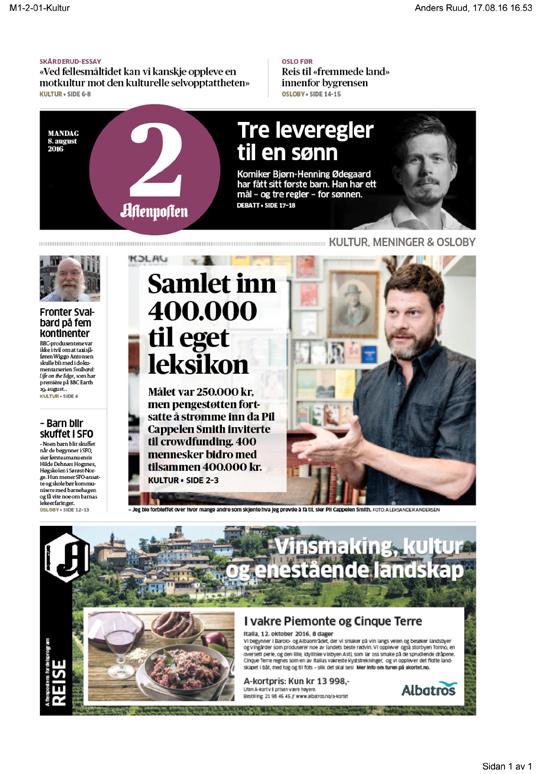 e0327bc6 Aftenposten — Christina Skreiberg