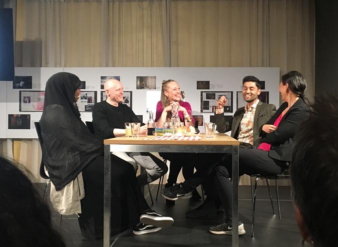 Debattleder, fordomskveld på Nobels Fredssenter
