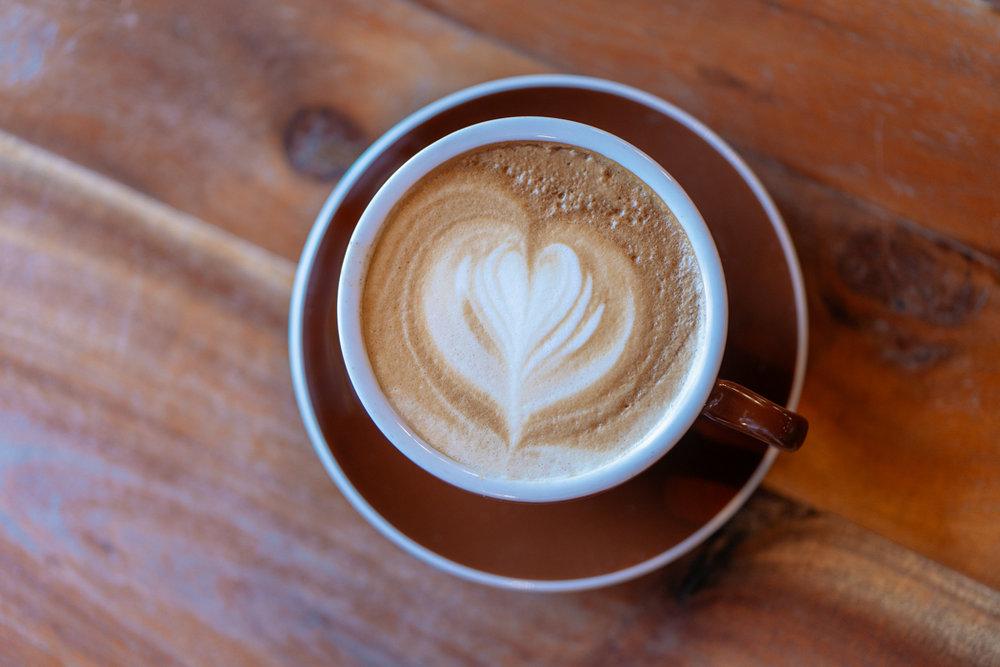St. Augustine Coffee Shop