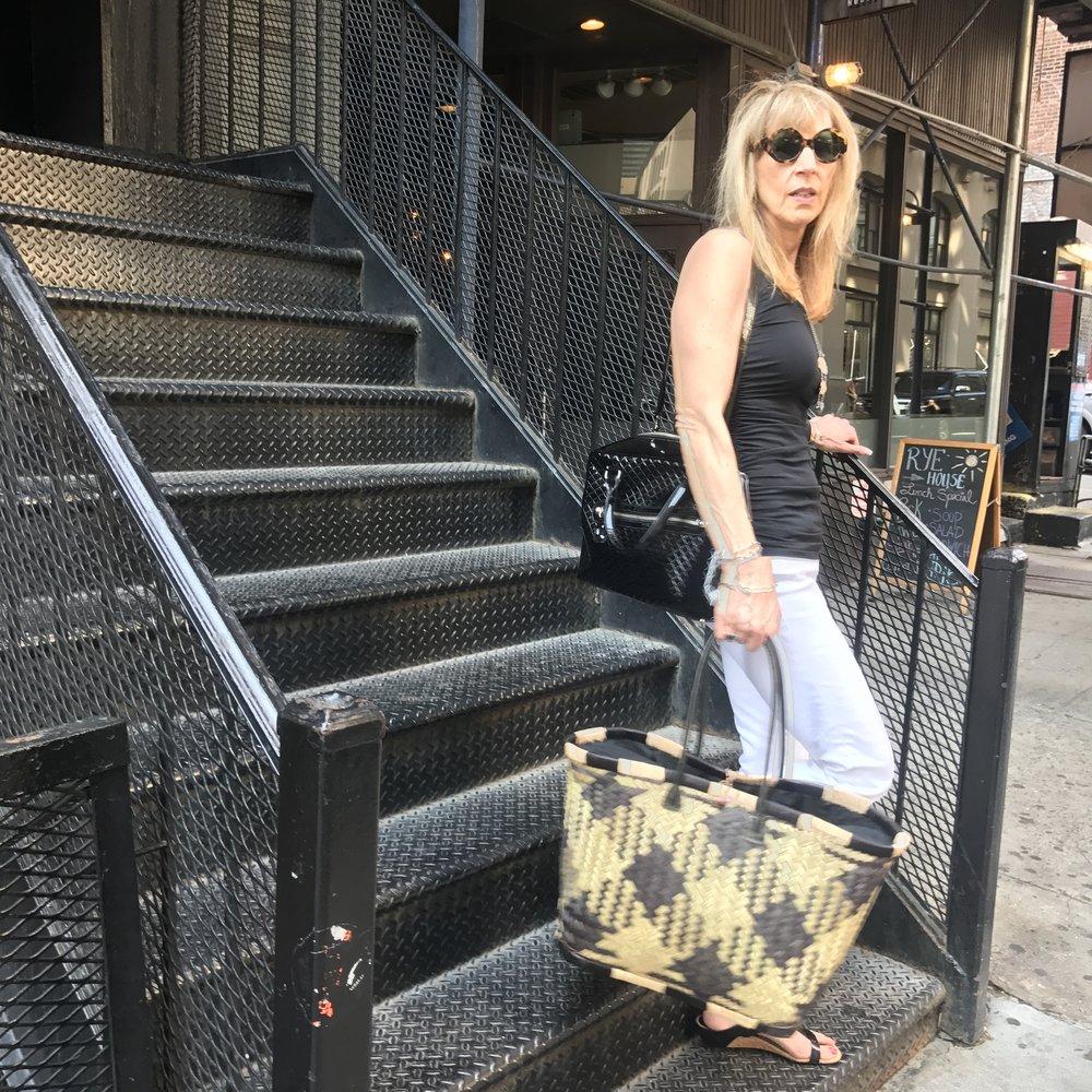 Carol S Miller Sun Bags Ravoul Playa in NYC