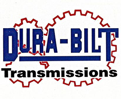 Old & Clunky   The old logo was very inconsistent in the letterforms for Dura-Bilt, plus the gears going behind the letters made it difficult to read. The logo needed help.