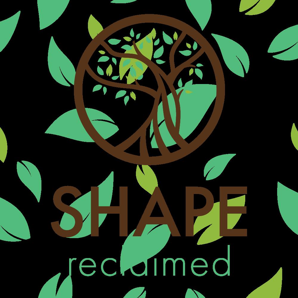 SHAPE Reclaimed Brand Design