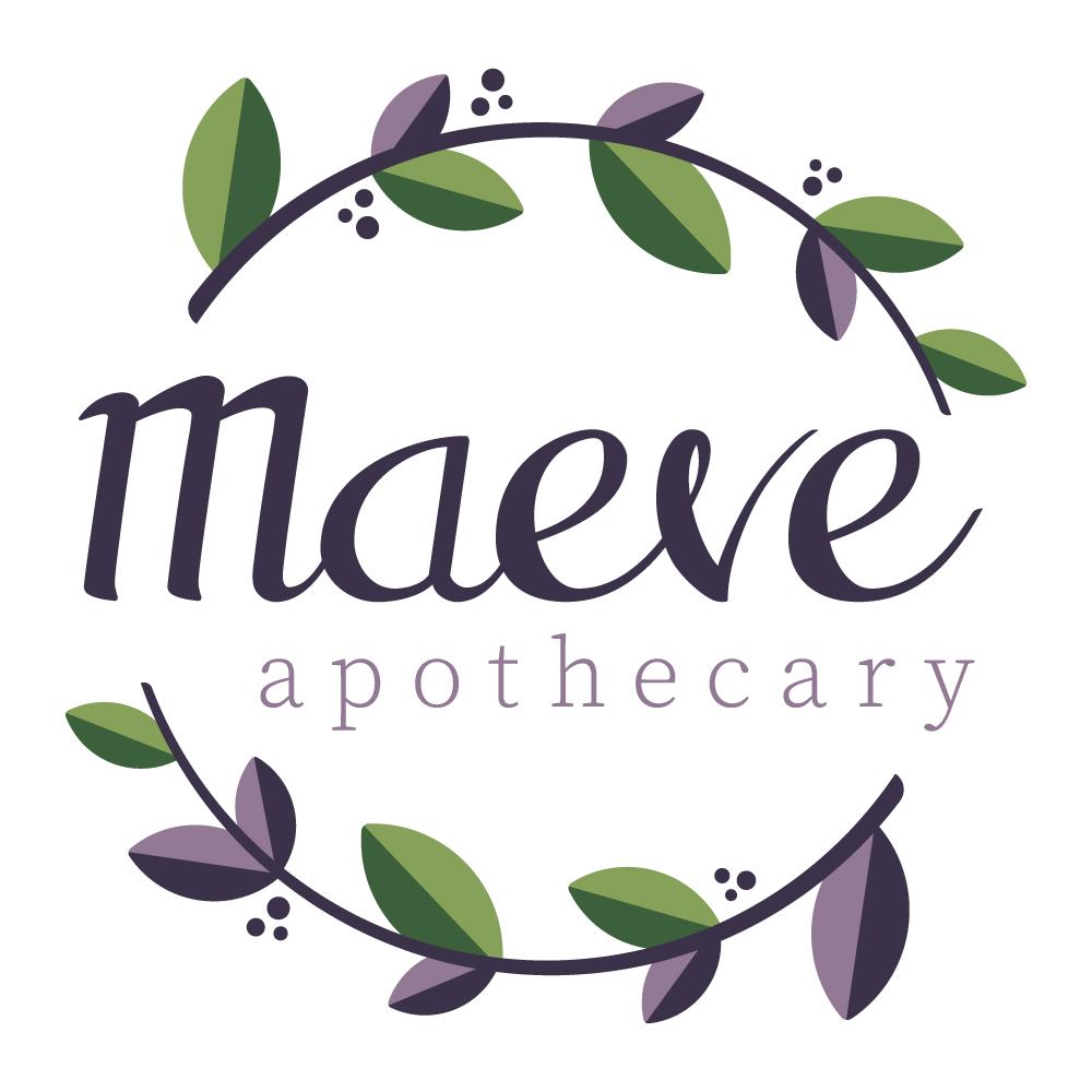 Maeve Apothecary Logo Design