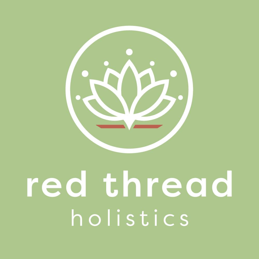 Red Thread Holistics Brand Design
