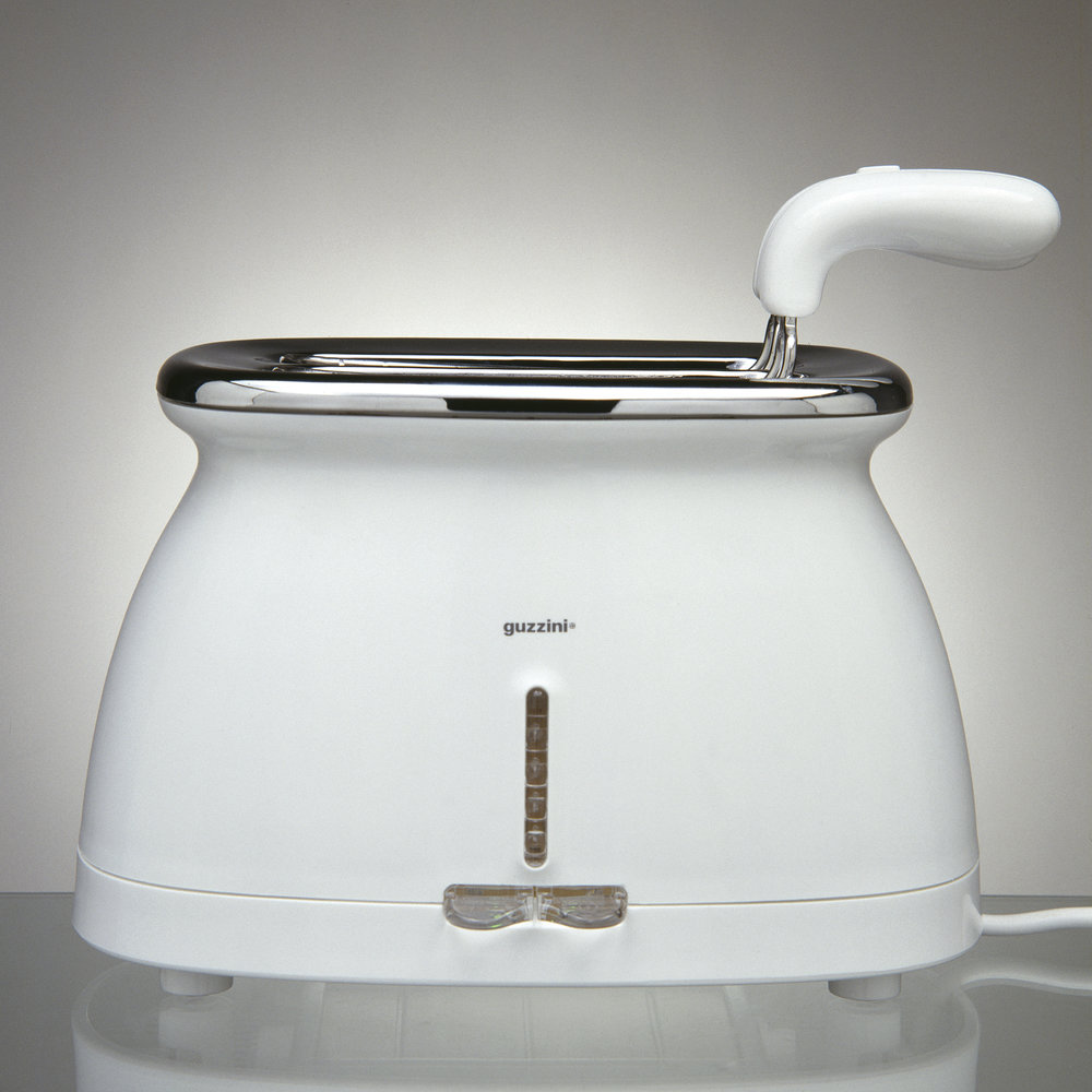 Toaster, Guzzini, 2002