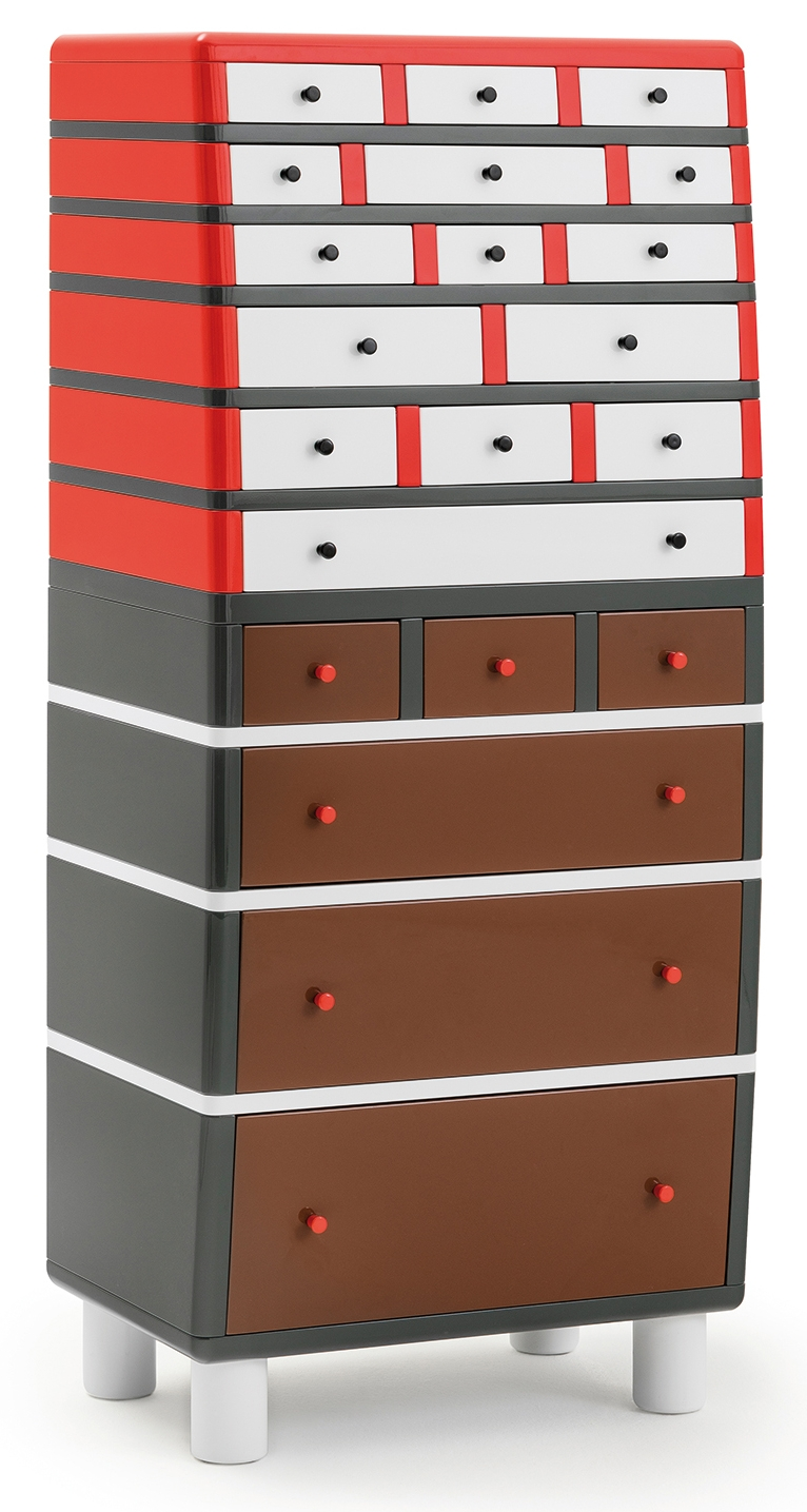 """Chest of drawers """"Tulipano"""", 2018"""