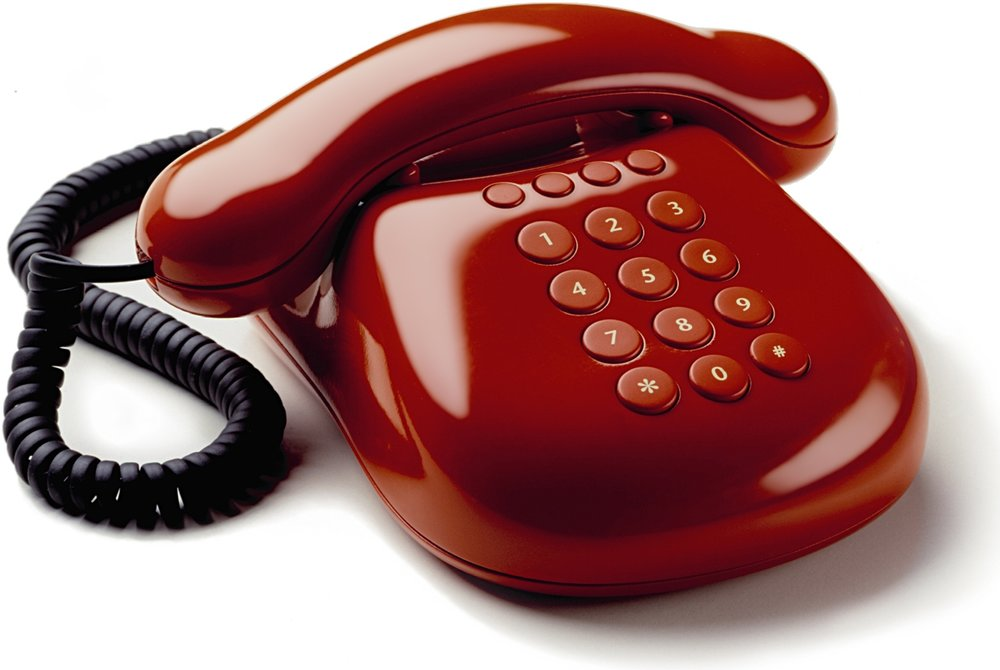 Phone for Alessi, 1997