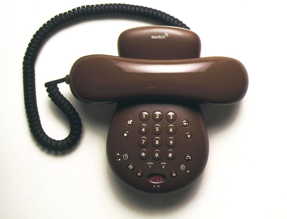 Telephone, Swatch, 1993