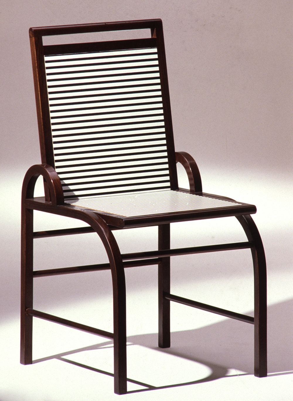 "Chair ""Liverpool"", Memphis, 1986"