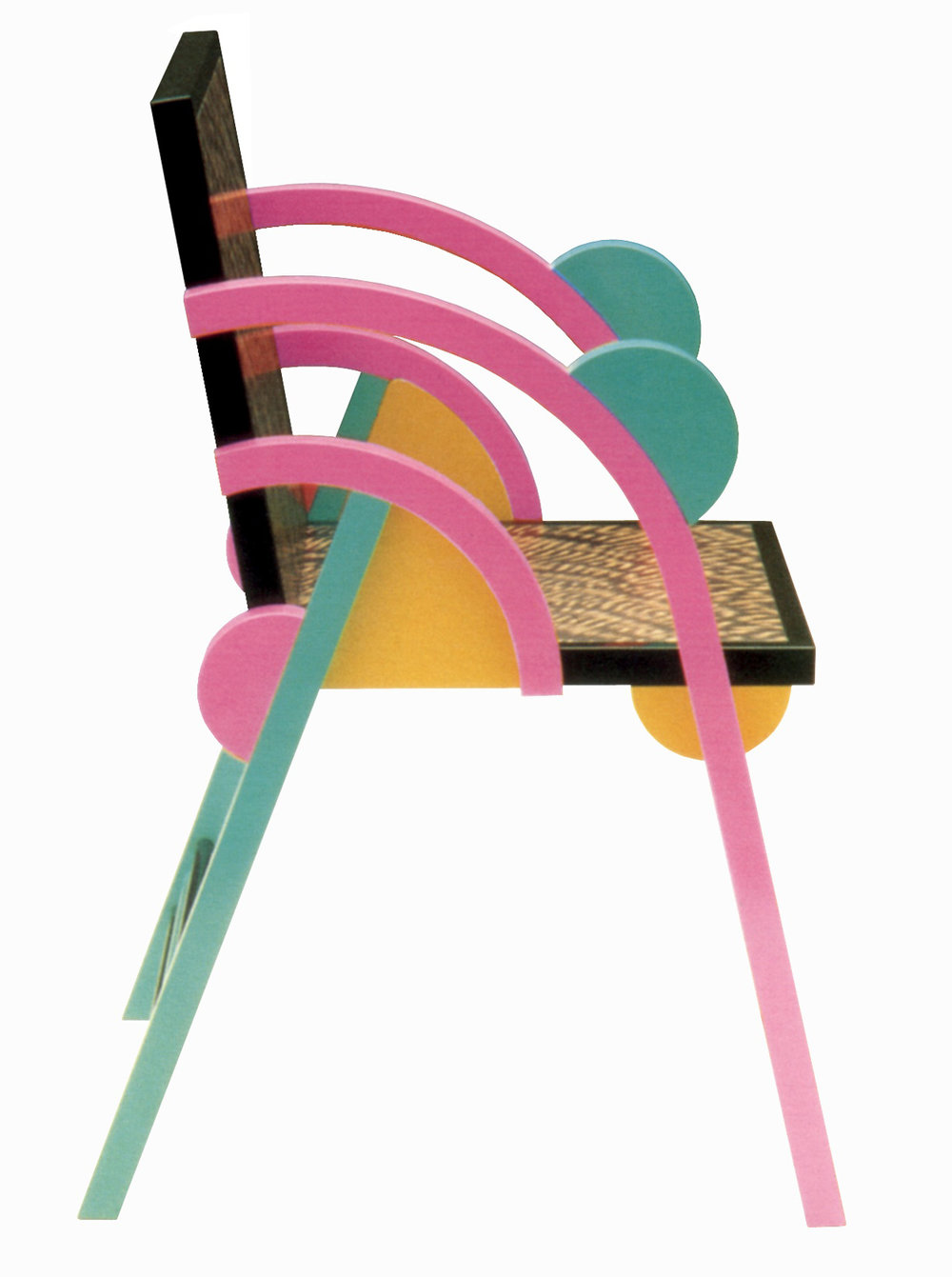 """Chair """"Saragoza"""", Perkal, 1985"""