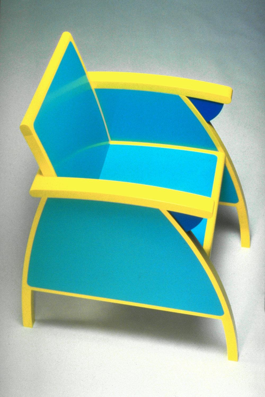"Chair ""G6"", MK Maeda, Shizuoka, 1988"