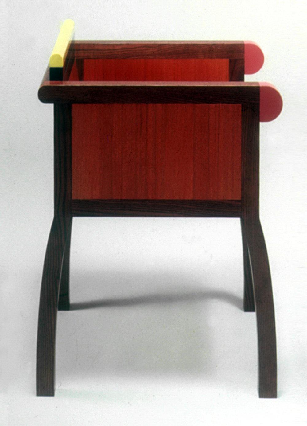 "Chair ""G 3"", MK Maeda, Shizuoka, 1988"