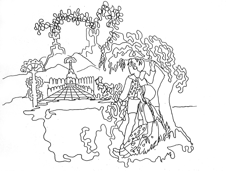 Drawings, 1971
