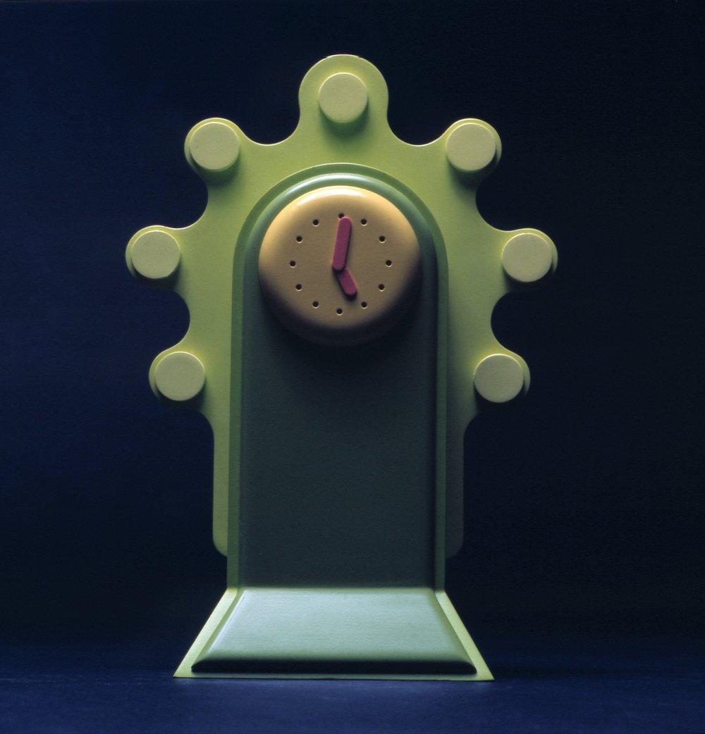 """Clock """"Green Clock"""", 1973"""