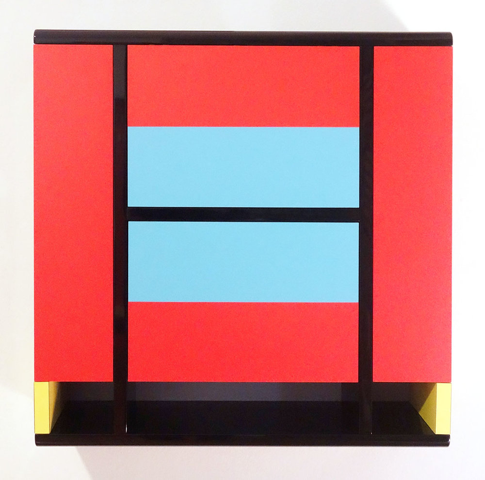 """Wall Cabinet """"Narcisso"""", 2018"""