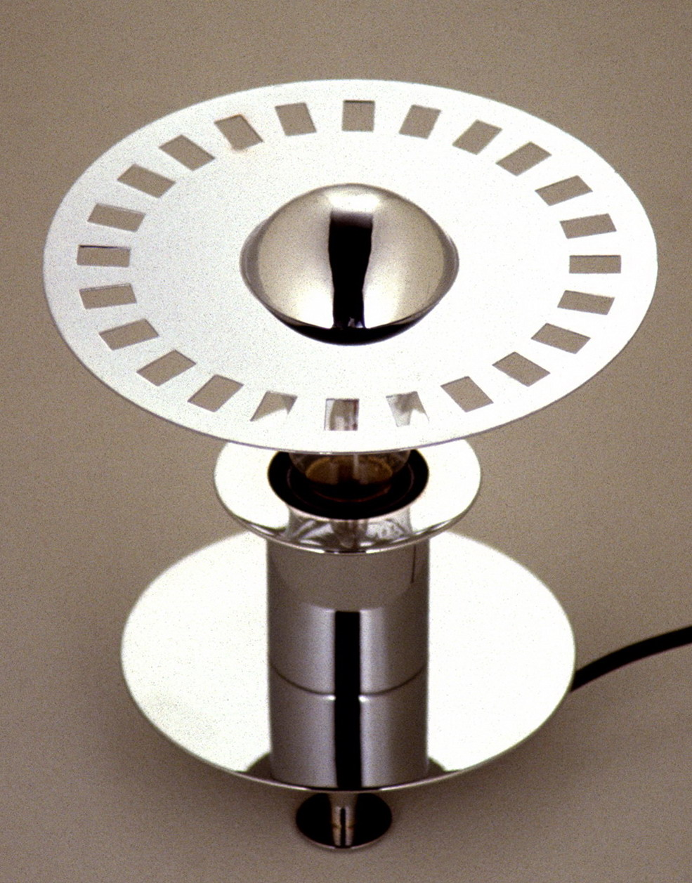 Luna Lamp, Memphis, 1988
