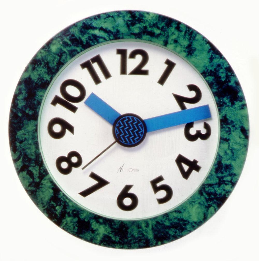 Clocks, Neos, Lorenz, 1986