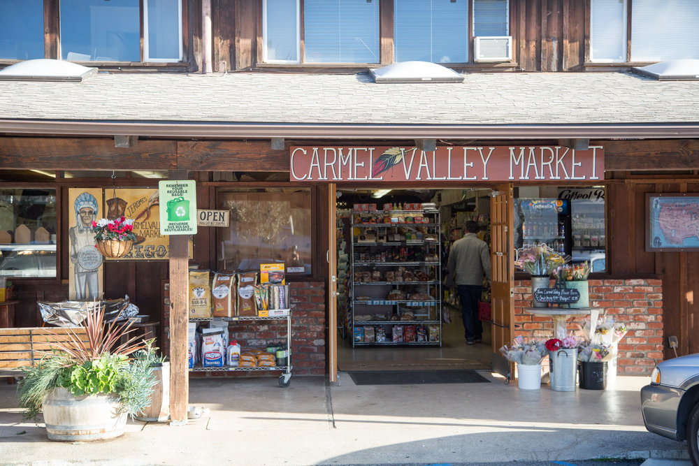 Jerome's Carmel Valley Market - Jerome's Carmel Valley Market is a chef owned, friendly neighborhood market offering local and organic produce, natural meats and seafood, and a great selection of domestic and imported wine, beer and microbrews.