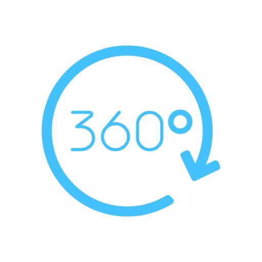 4/ ENRICHISSEMENT - Nous enrichissons les contenus vidéo,360° et 3D avec des interactions et éléments de contenu interactif.