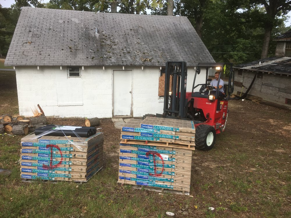 Cottage Shingles Delivery