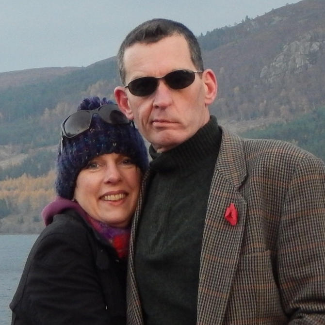 Ben and Nicola Brady - Cramond and Linlithgow