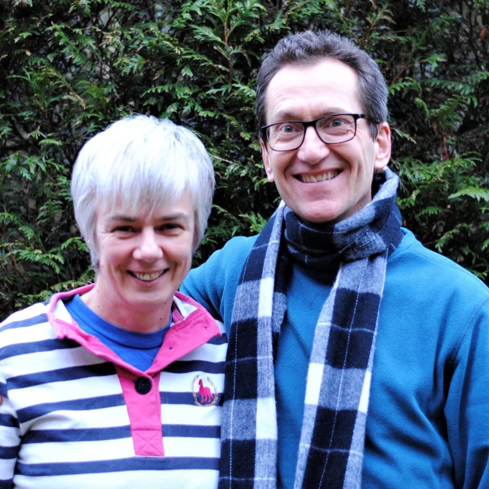 Ian and Ruth Tootill - Small Group Leaders, Cramond