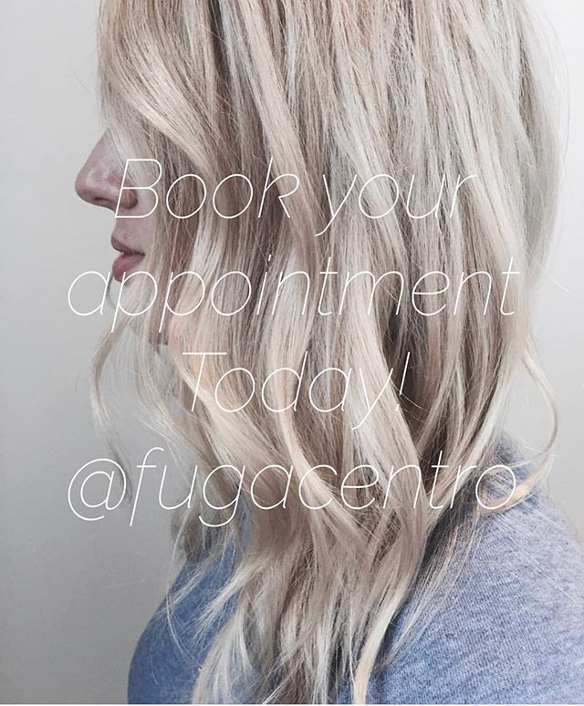 Have you booked your fall hair yet?? @fugacentro  is the perfect place for all your hair goals! Book appointment today Link in Bio ——  #fugacentro #highlights #chicagohairstylist #chicagosalon #chicago #gloomyday #staybright #haircolor #blondeme #schwarzkopf #colored #mileniumpark #bright #chicago #chicagohair #haircolor #blondehairdontcare