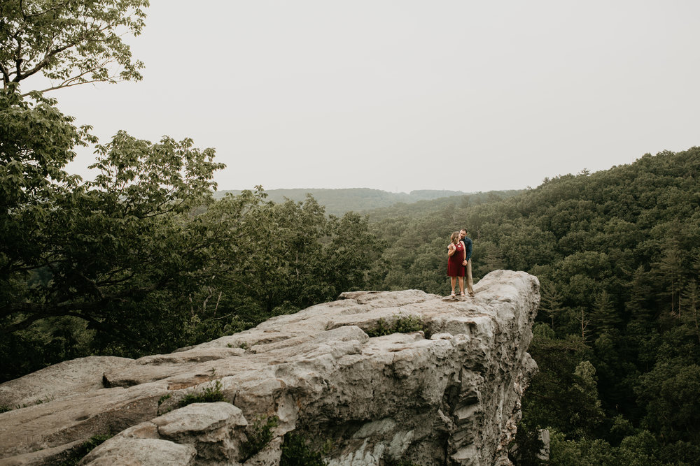 Nicole-Daacke-Photography-rock-state-park-overlook-king-queen-seat-maryland-hiking-adventure-engagement-session-photos-portraits-summer-bel-air-dog-engagement-session-25.jpg