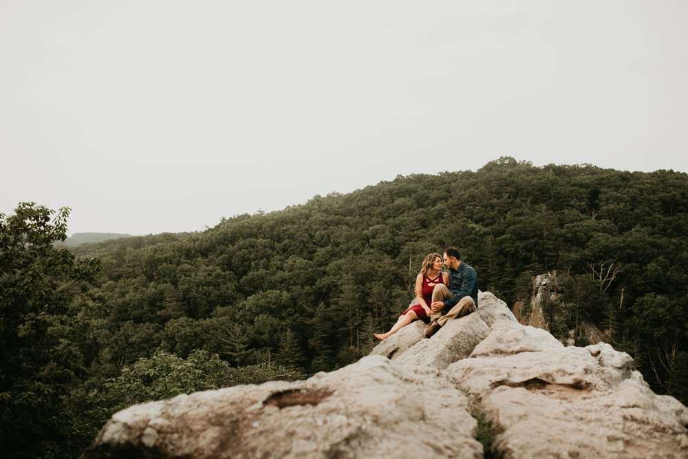 Nicole-Daacke-Photography-rock-state-park-overlook-king-queen-seat-maryland-hiking-adventure-engagement-session-photos-portraits-summer-bel-air-dog-engagement-session-31.jpg