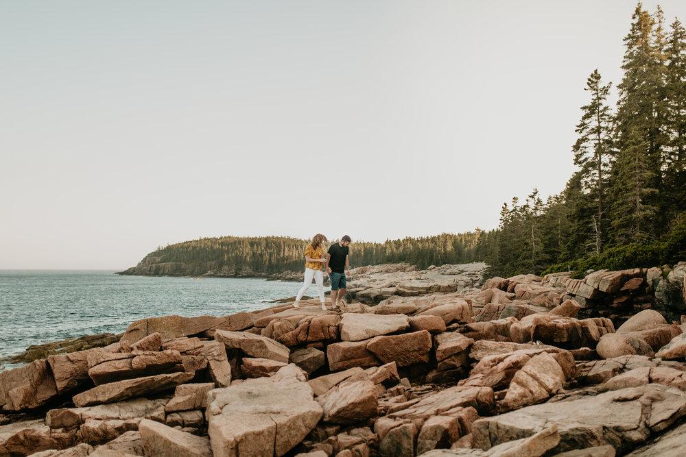 nicole-daacke-photography-acadia-national-park-engagement-photos-session-little-hunters-beach-sunset-cadillac-mountain-thunder-hole-otter-cliffs-couples-session-acadia-elopement-photographer-pine-trees-ocean-maine-9.jpg