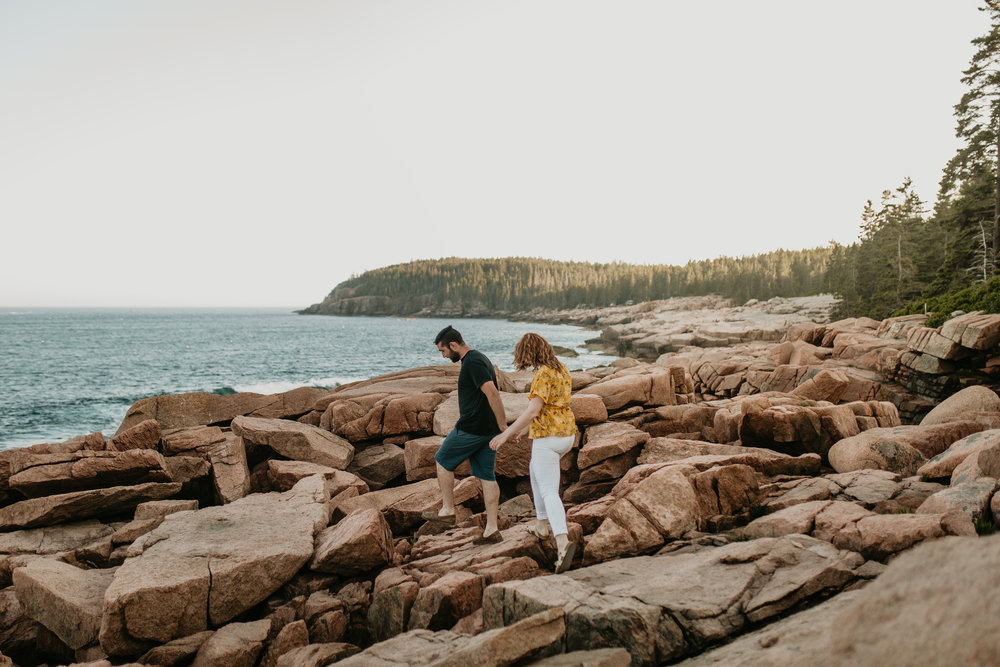 nicole-daacke-photography-acadia-national-park-engagement-photos-session-little-hunters-beach-sunset-cadillac-mountain-thunder-hole-otter-cliffs-couples-session-acadia-elopement-photographer-pine-trees-ocean-maine-1.jpg