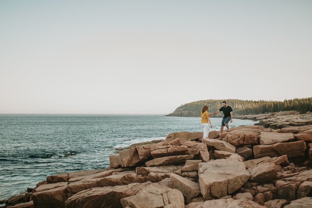 nicole-daacke-photography-acadia-national-park-engagement-photos-session-little-hunters-beach-sunset-cadillac-mountain-thunder-hole-otter-cliffs-couples-session-acadia-elopement-photographer-pine-trees-ocean-maine-4.jpg
