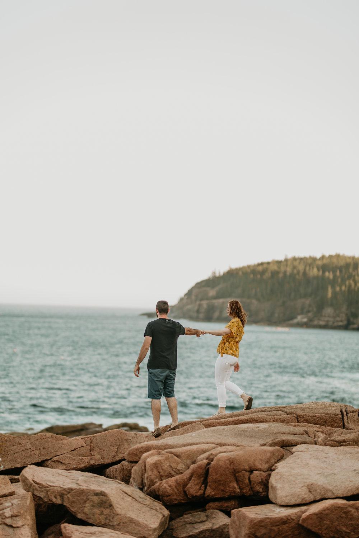 nicole-daacke-photography-acadia-national-park-engagement-photos-session-little-hunters-beach-sunset-cadillac-mountain-thunder-hole-otter-cliffs-couples-session-acadia-elopement-photographer-pine-trees-ocean-maine-5.jpg