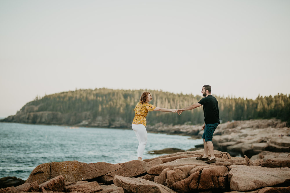 nicole-daacke-photography-acadia-national-park-engagement-photos-session-little-hunters-beach-sunset-cadillac-mountain-thunder-hole-otter-cliffs-couples-session-acadia-elopement-photographer-pine-trees-ocean-maine-8.jpg