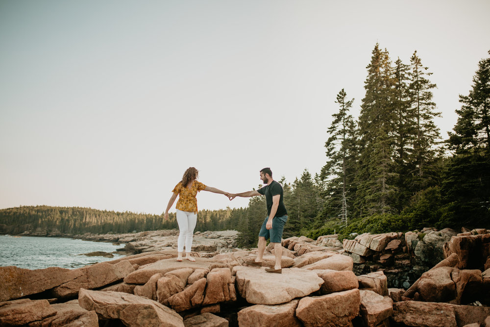 nicole-daacke-photography-acadia-national-park-engagement-photos-session-little-hunters-beach-sunset-cadillac-mountain-thunder-hole-otter-cliffs-couples-session-acadia-elopement-photographer-pine-trees-ocean-maine-12.jpg
